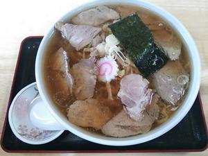 麺や貴伝 肉中華麺