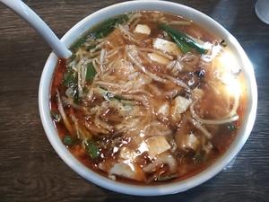 上海厨房 スーラータンメン