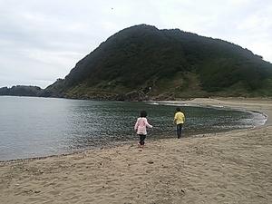 三瀬海岸お散歩