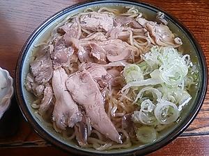 東亭 肉中華