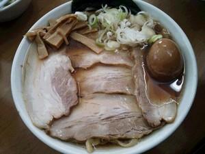 太麺屋 チャーシューメン