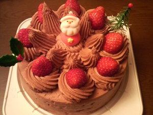 ローリエのチョコケーキ