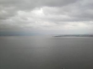琵琶湖を一望その2