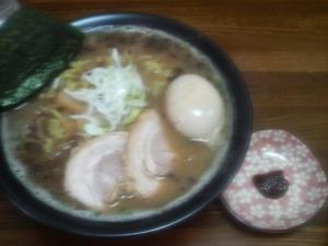 たまやら〜麺(こってり)