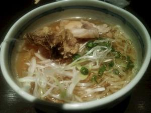 亀円 鶏中華冷
